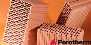 Блоки Poroterm
