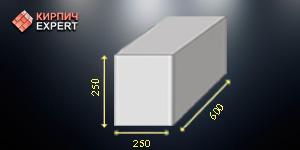 GSB_Block_600x250x250