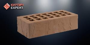 Кирпич керамический Тёмно-коричневый Скала 1 nf - Железногорск