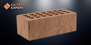 Кирпич керамический тёмно-коричневый Скала Торкрет 1.4 nf - Железногорск