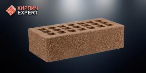 Кирпич керамический тёмно-коричневый Пена Торкрет 1 nf - Железногорск